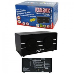 Scaccia Animali Ultrasonic Deluxe 325 Mq (News WEITECH - 2 Autoparlanti)