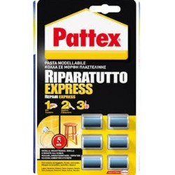 Riparatutto express Pattex pasta modellabile