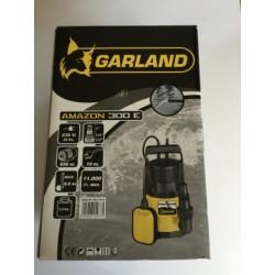 Elettropompa sommersa Garland 550 W Amazon 300 E