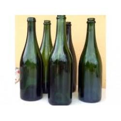 Bottiglie in vetro imbottigliare