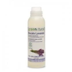Bucato liquido Mano e lavatrice LAVANDA  -ECOBIO-1000 ML Green Natural