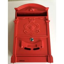 Cassetta posta Maurer mod Royal rossa